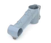 Cr-Mo Lugged Ahead Road Stem - grey primed finish