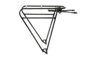 Pelago Commuter Rear Rack - Alloy black