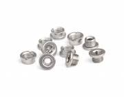 Singlespeed Chain Ring Bolts - Stainless Steel