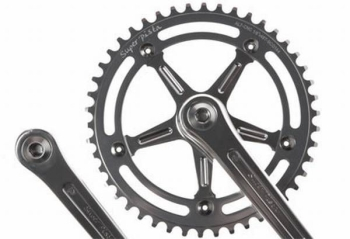 Bike Components & Parts BLB Super Pista TRACK CHAINRING 144mm PCD for single speeds and track bikes Sporting Goods