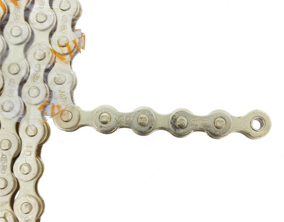 "Izumi Chain Eco 1//8/"" Bicycle Single Speed Chain Cromoly Steel"