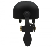 Crane Bell - E-NE Bell - mit Clamp Band Mount - ALL Black