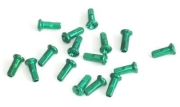 Aluminum Spoke Nipples - Per Piece - Anodized