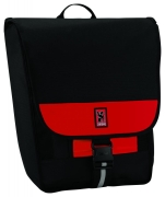 Chrome Backpack Series Falcon - schwarz/red