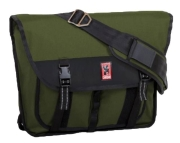 Chrome Laptop Series Buran - olive/schwarz