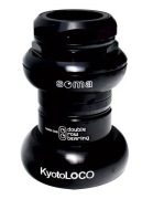 Soma Double Row Headset - Kyoto Loco - schwarz