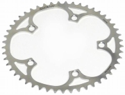 Surly Stainless Chainring Kettenblatt (46 Z. - 50 Z.) - 130mm