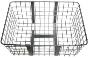 Wald Giant Front Basket #157 - silber